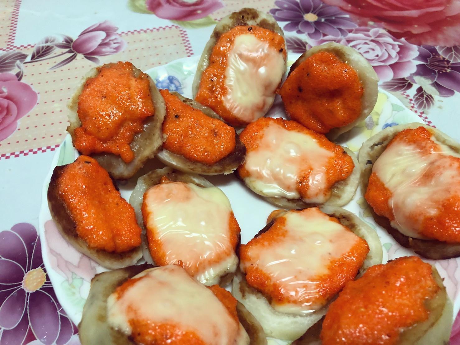 無火料理_明太子醬烤馬鈴薯