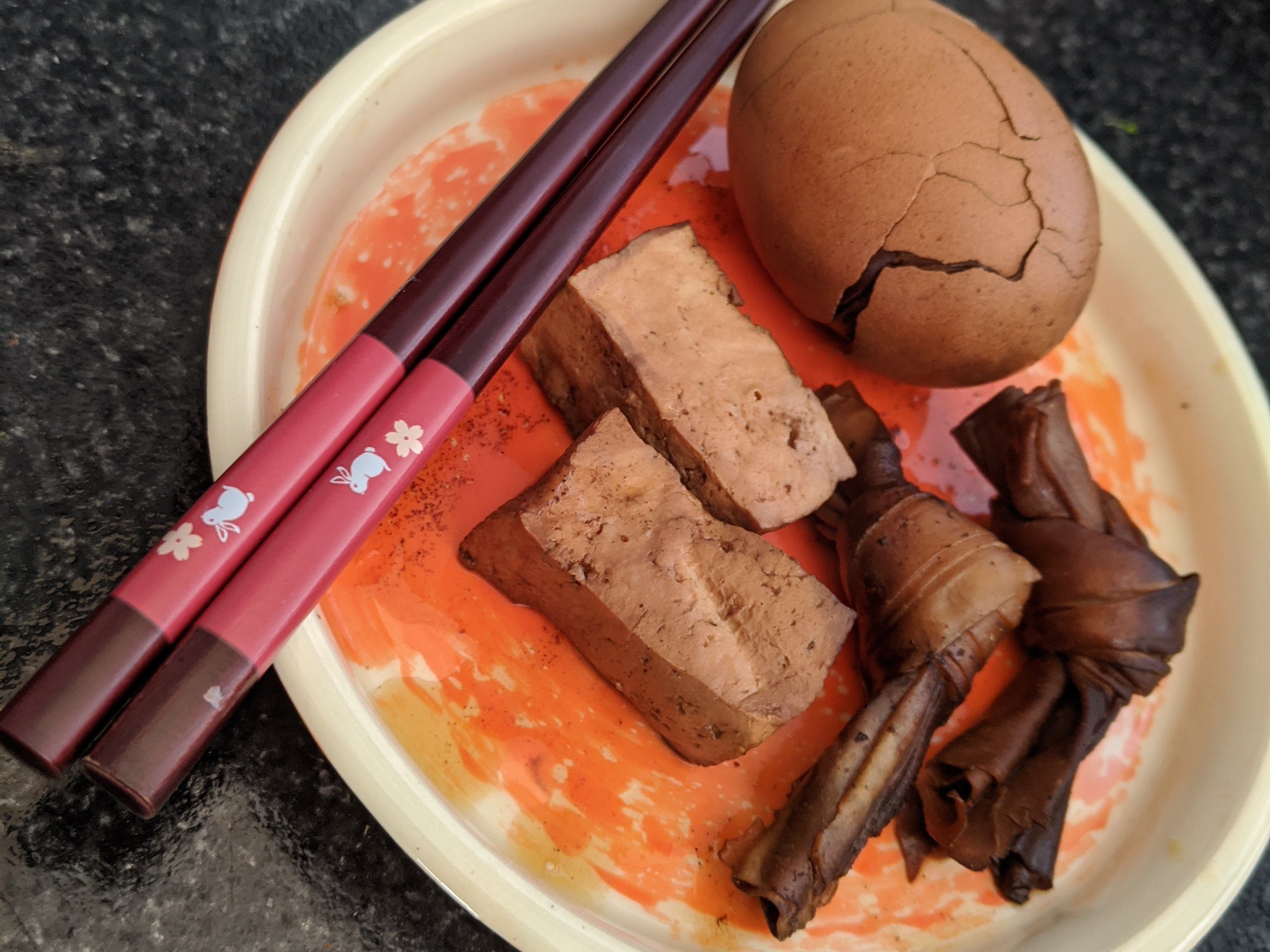 澳洲生活:(無滷包)壓力鍋滷味料理