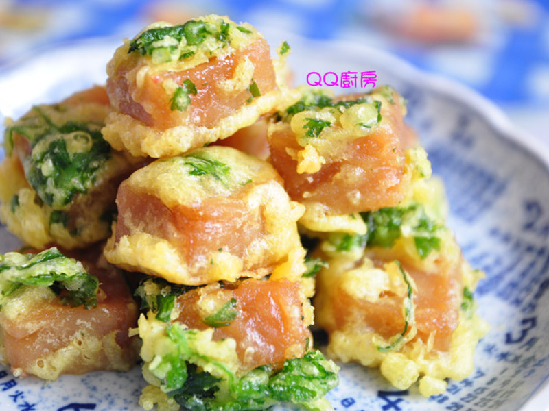 【黃金玄米油HOME炸料理】步步糕升