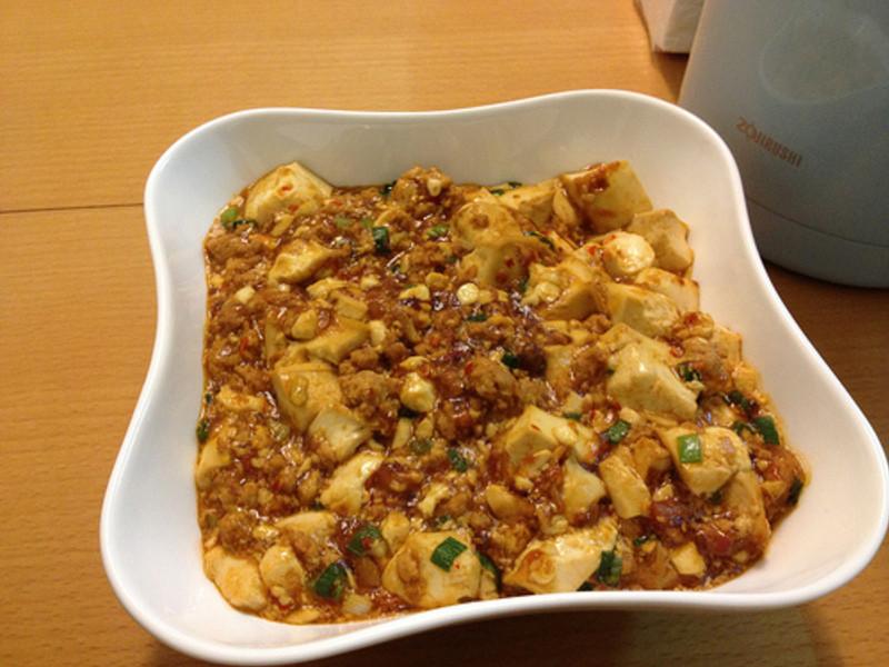 超好吃麻婆豆腐