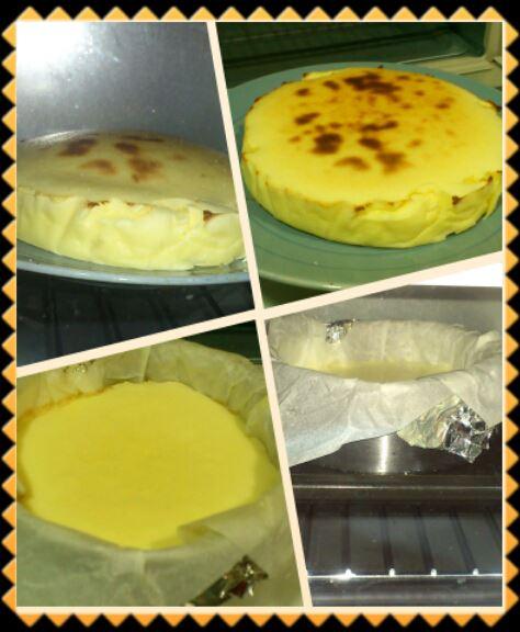 日式輕乳酪蛋糕 ~[豆芽mama小廚房]