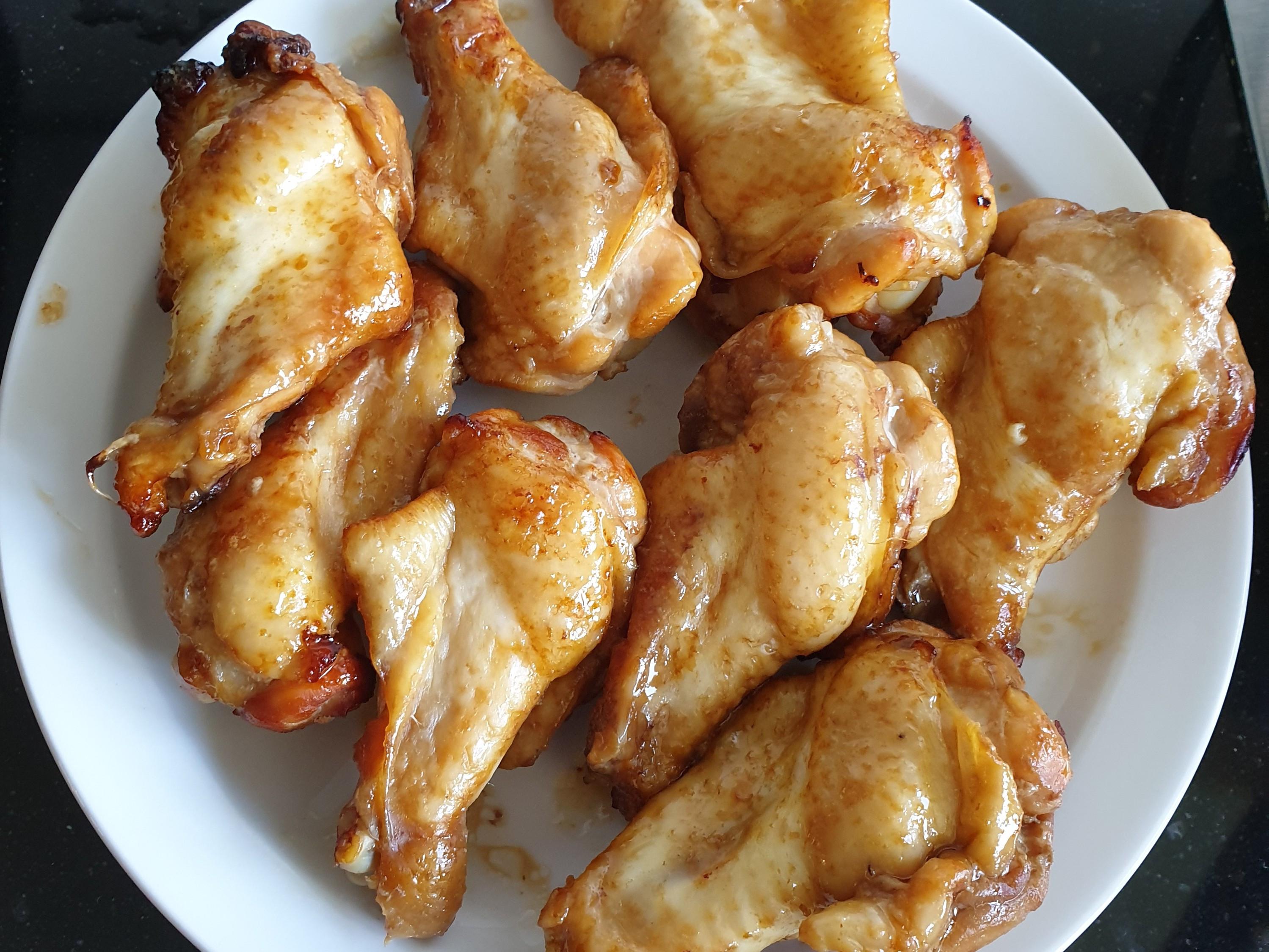 照燒小雞腿 (氣炸鍋)