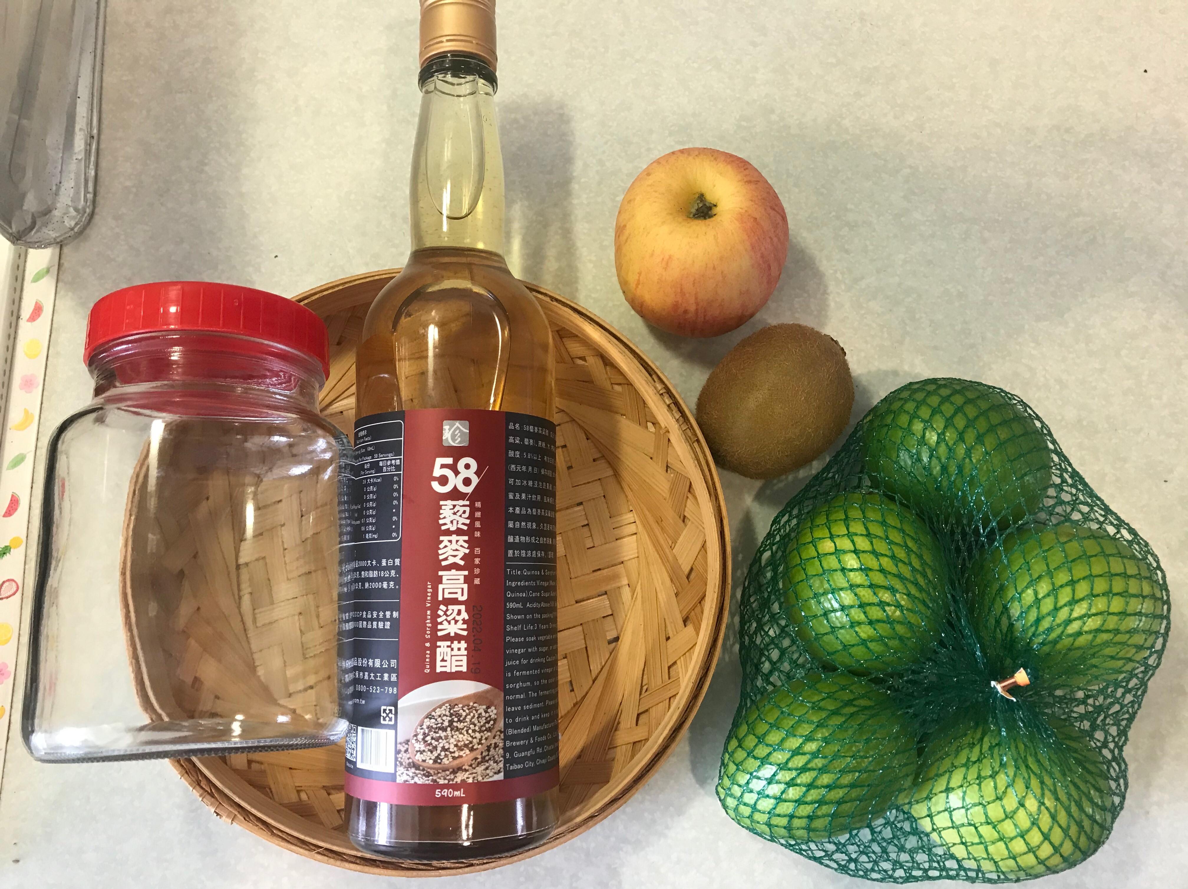 醋泡檸檬[58藜麥高粱醋]