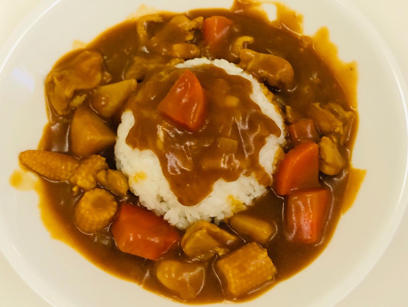佛蒙特咖喱飯(簡單好上手)