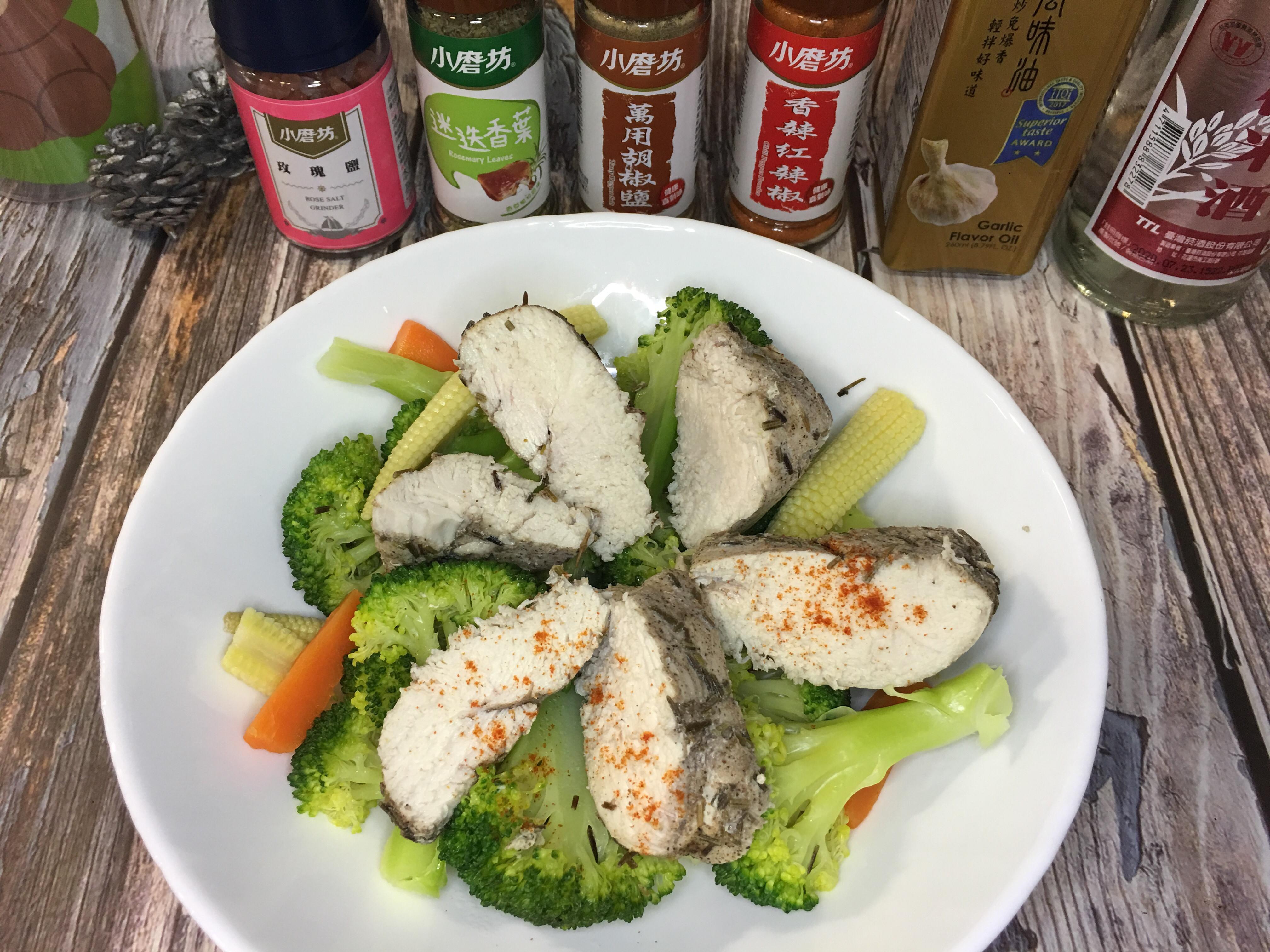 鹽水雞胸肉