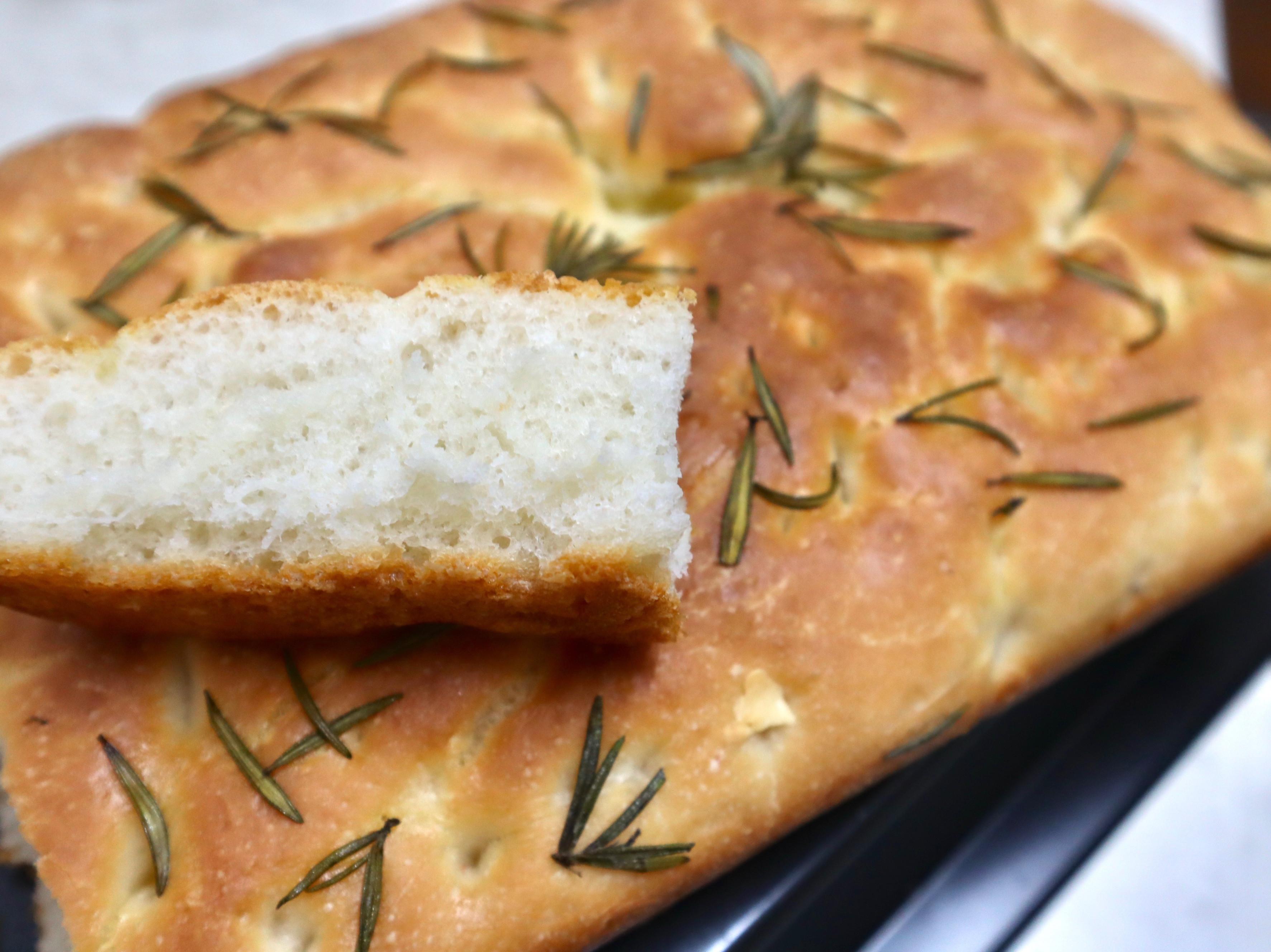 意大利香草麵包 Focaccia