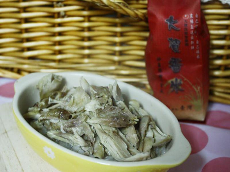【大賀米好料理】海南雞飯