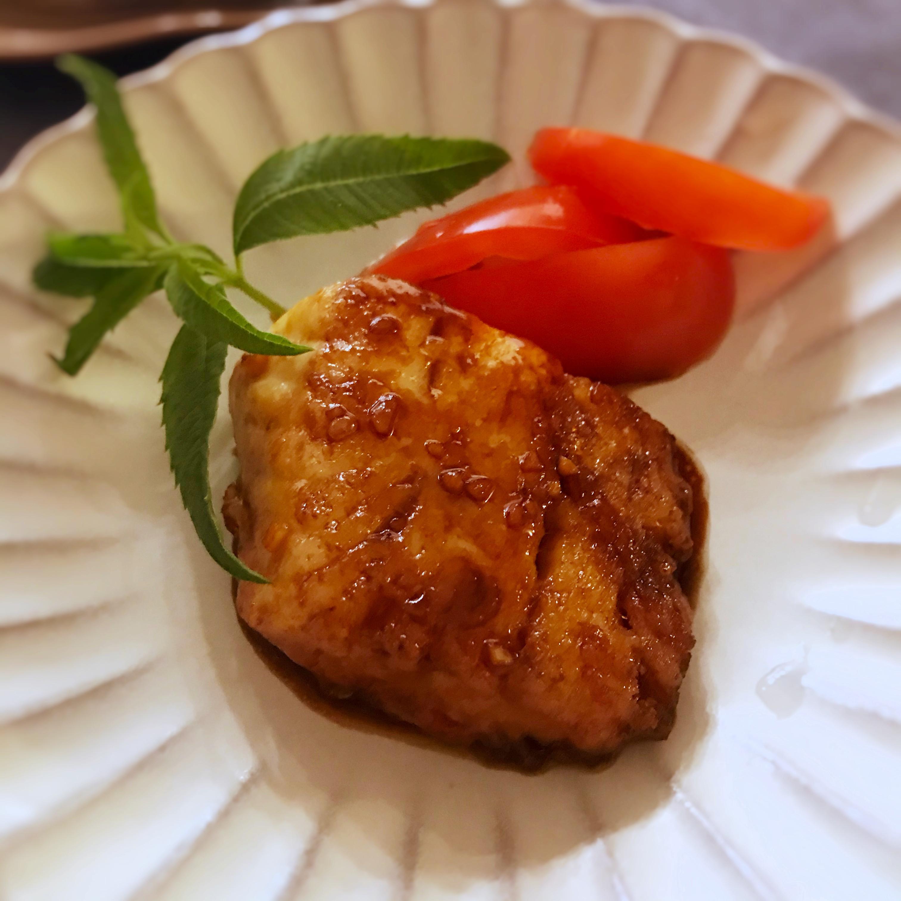 蠔油醬燒魚片