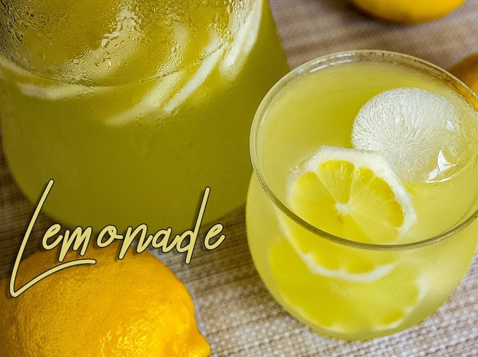 蜂蜜檸檬 | Lemonade