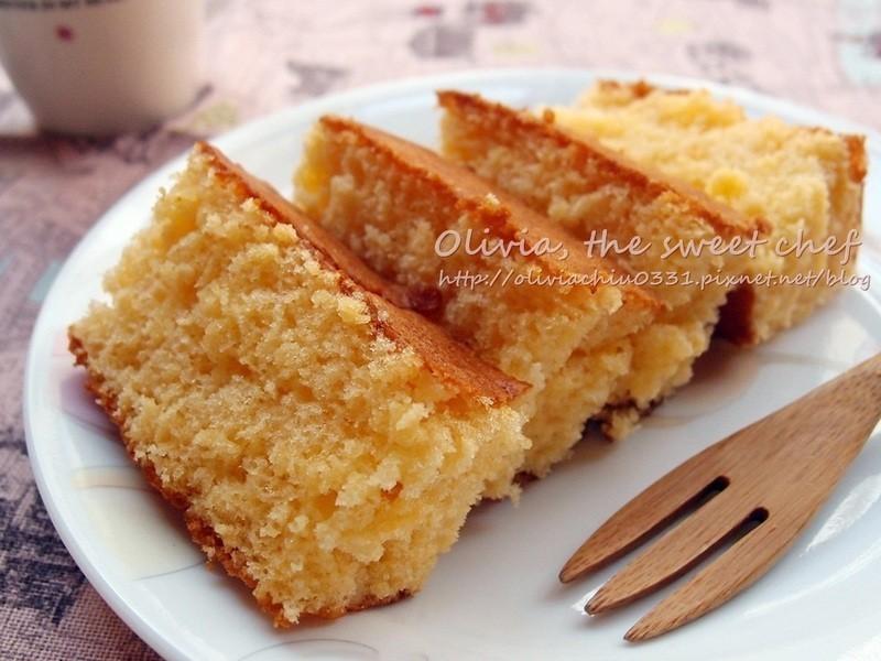 Olivia♥蜂蜜蛋糕
