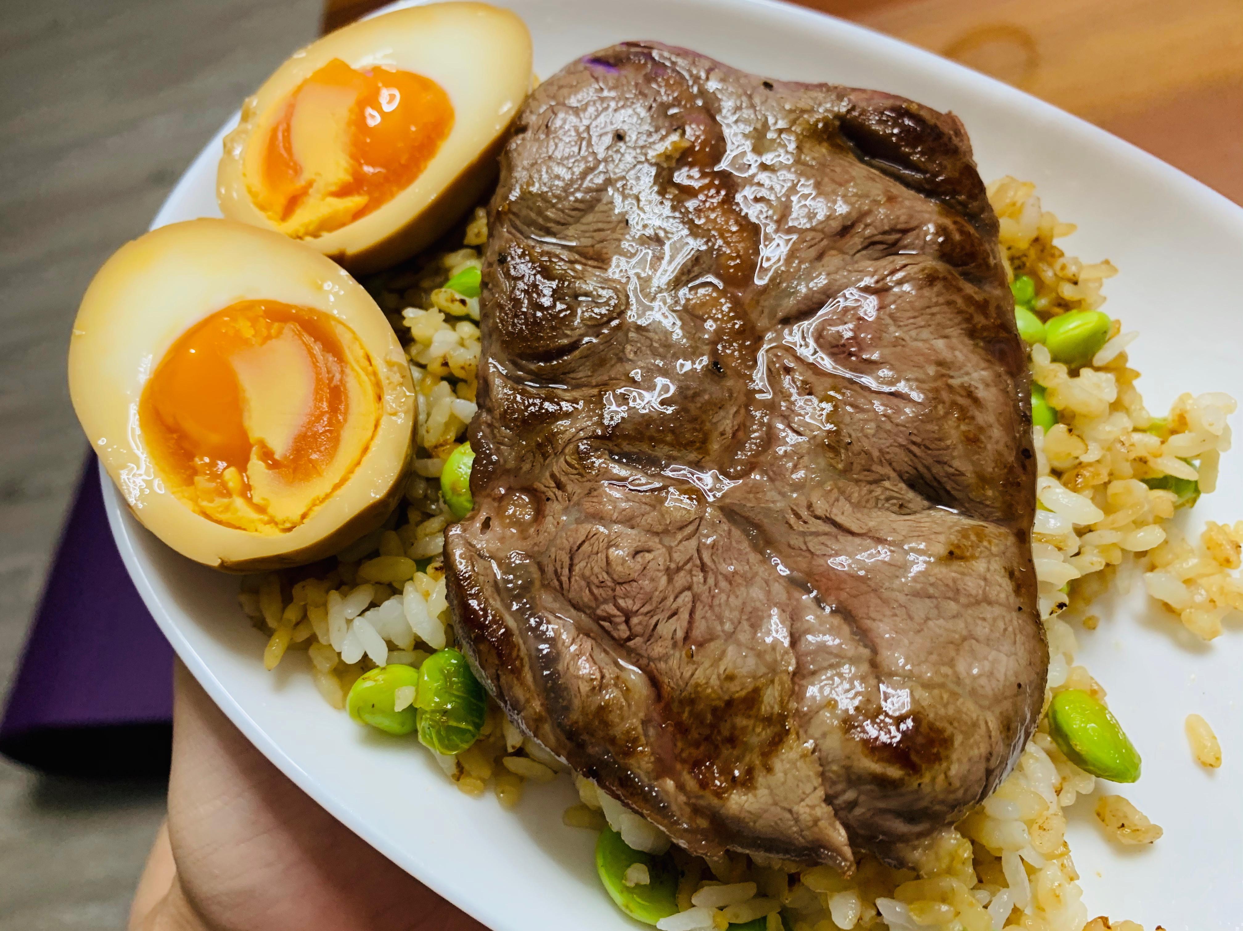 百慕達蒸烤箱❤️-牛排料理