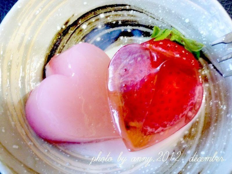 [草莓就愛鷹牌煉奶]心心相印