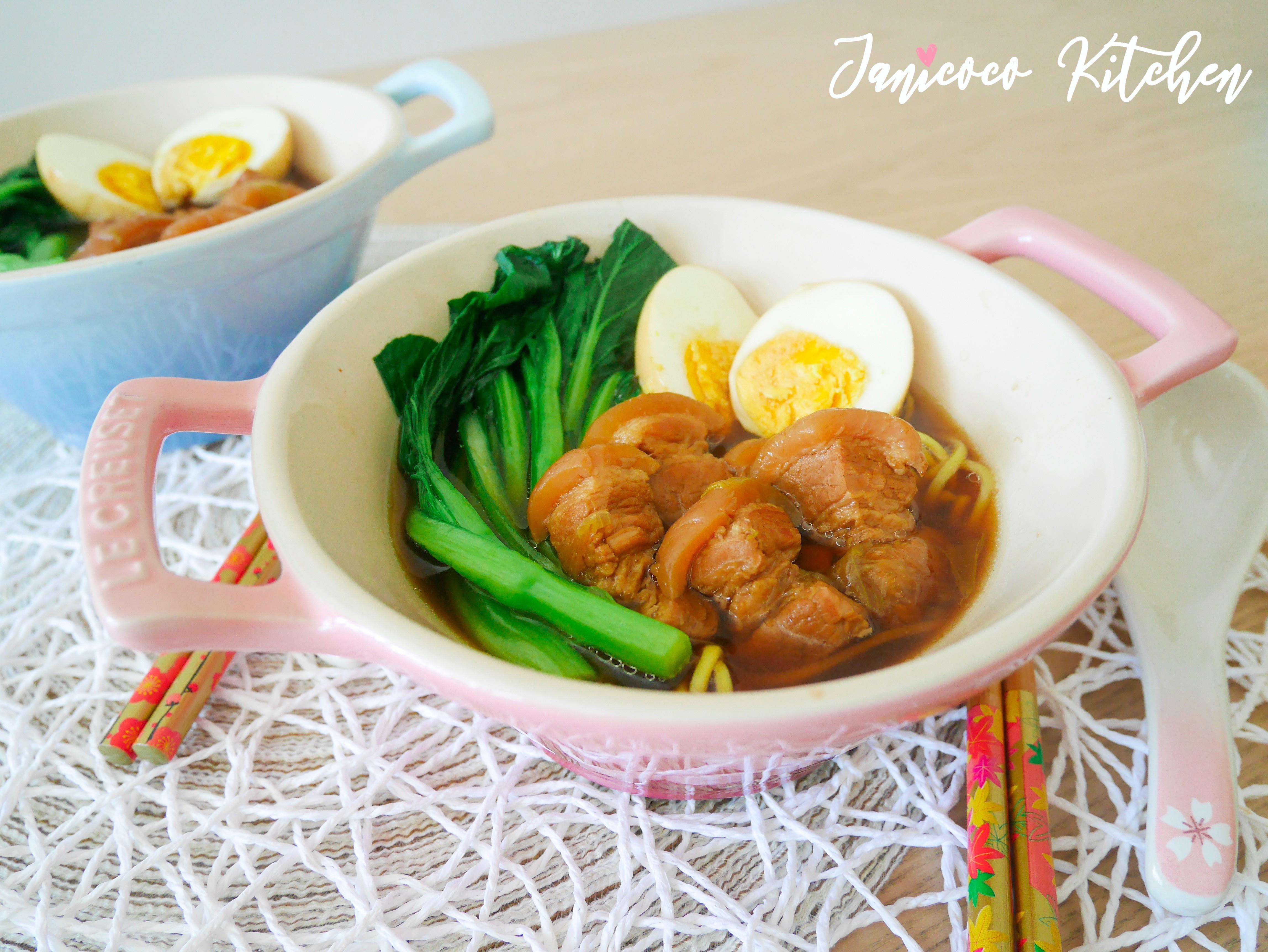 台式料理🍜零失敗懶人料理紅燒滷肉