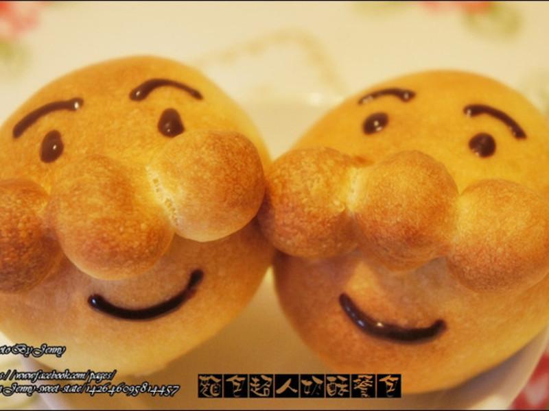 麵包超人奶酥餐包