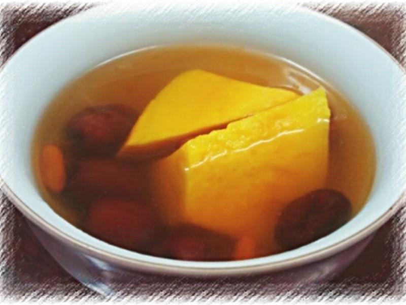 一鍋搞定~~薑汁地瓜湯