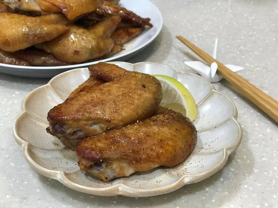 蜜汁照燒烤雞翅