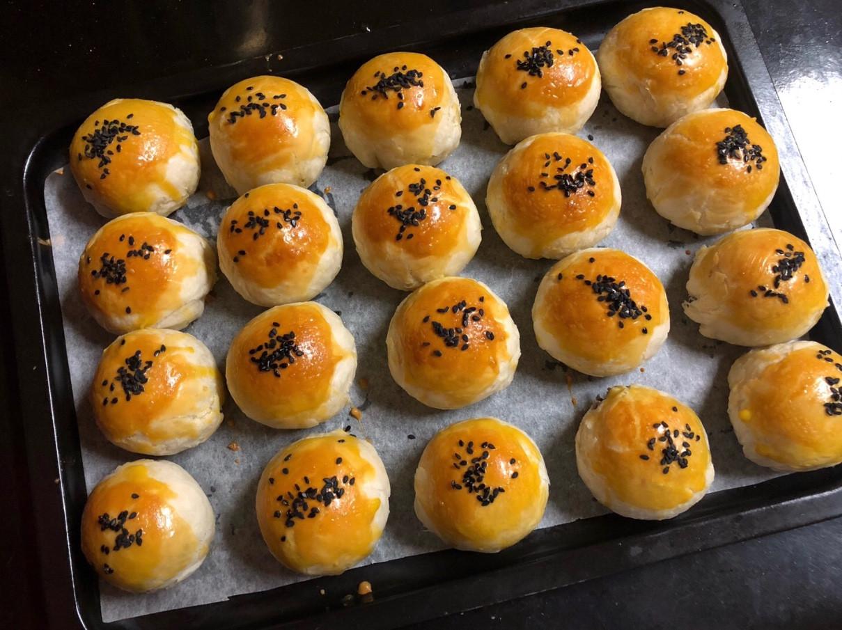 蛋黃酥20顆