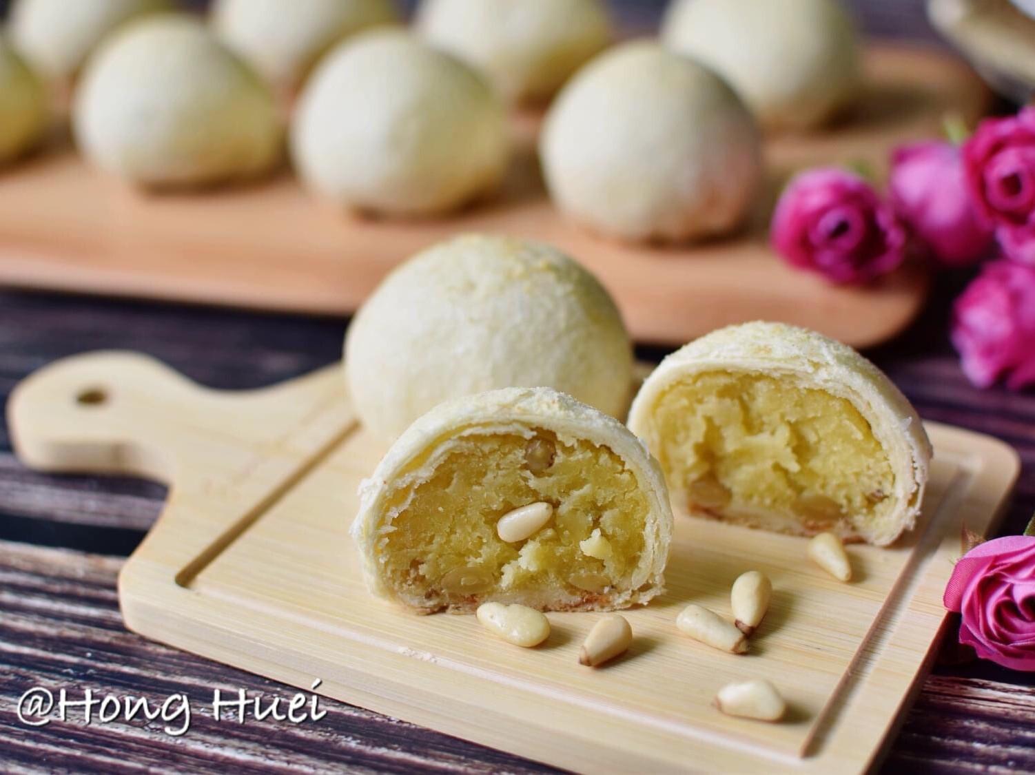 綠豆松子酥(24顆)*月餅