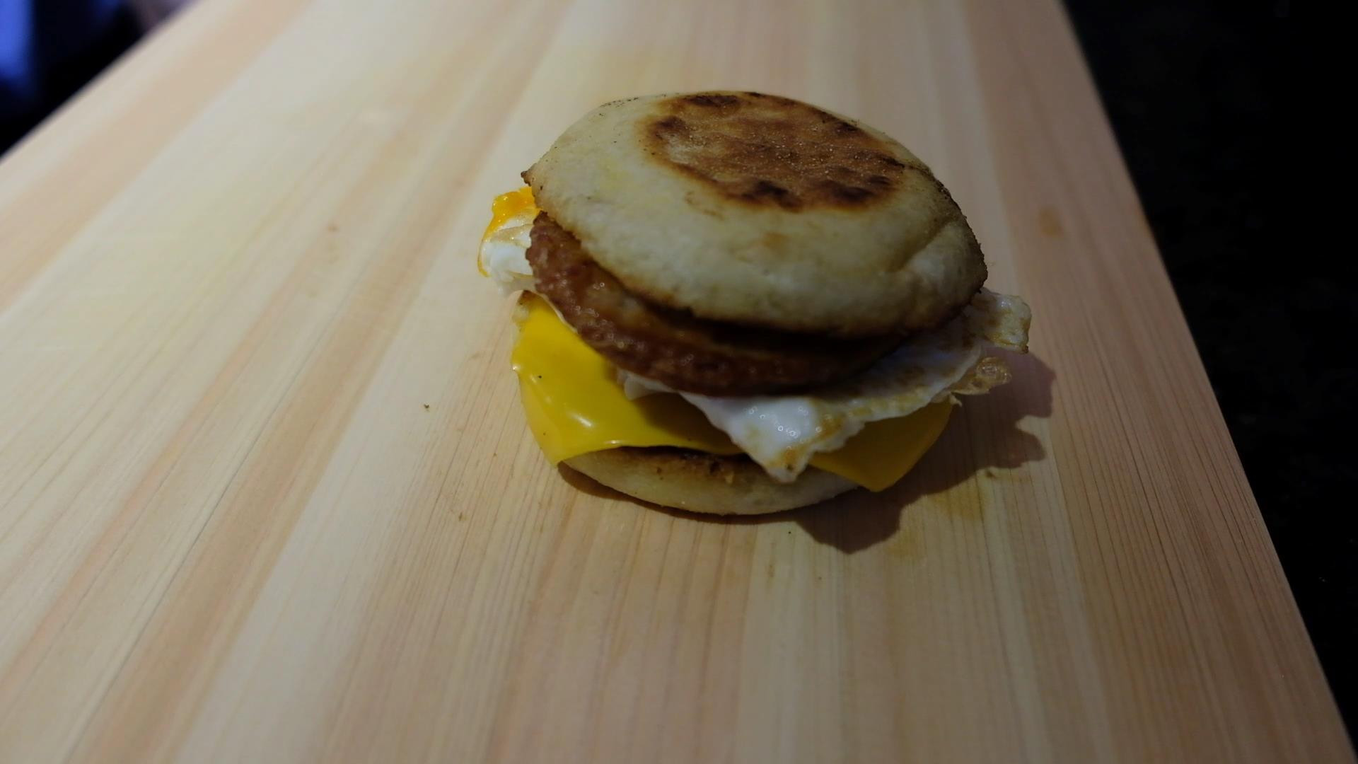 [影片][美國] 豬柳蛋漢堡