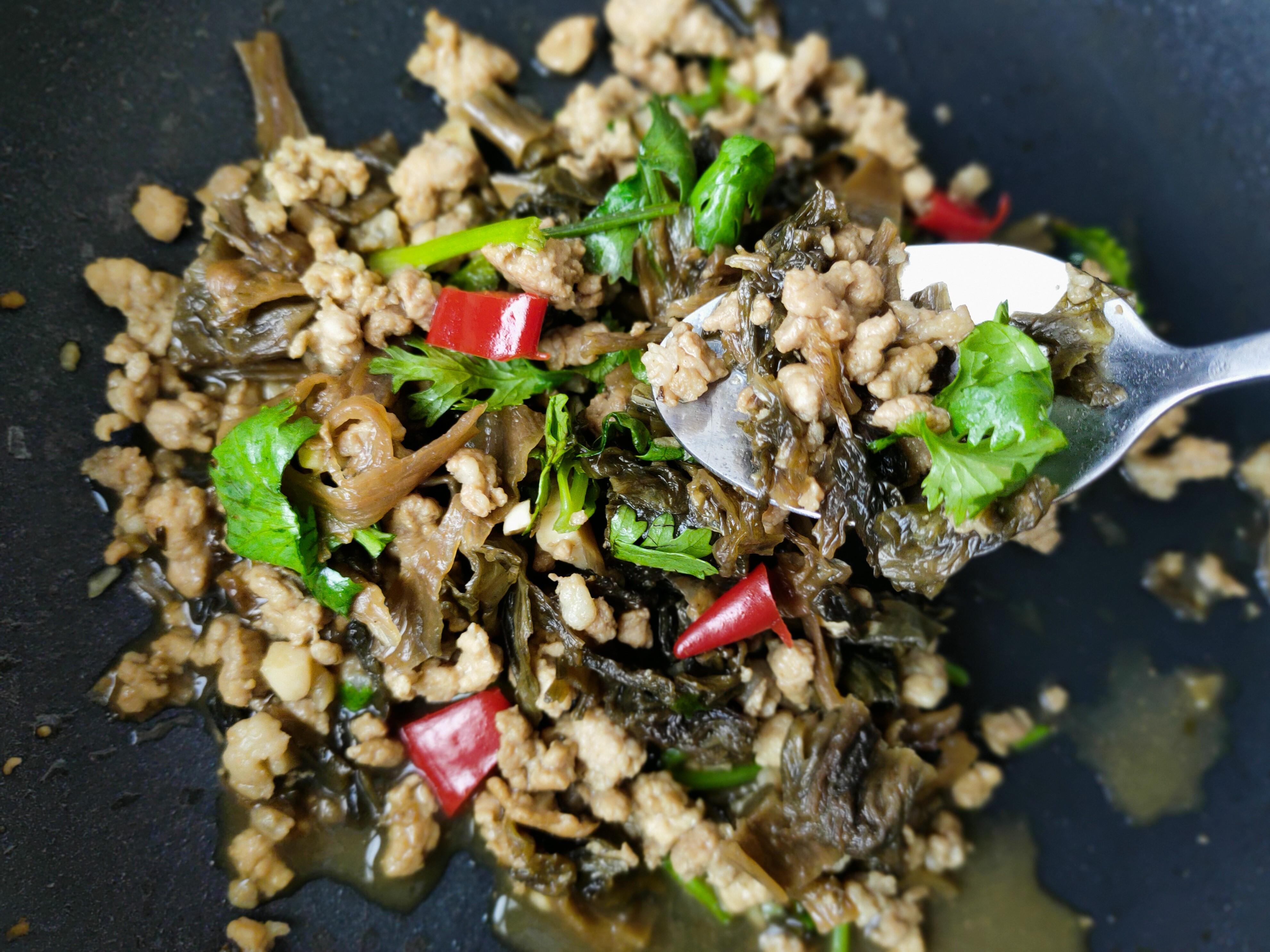 梅干菜肉燥