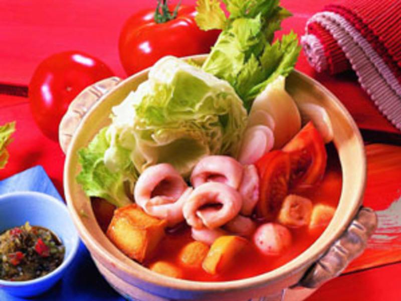 蕃茄洋蔥鍋