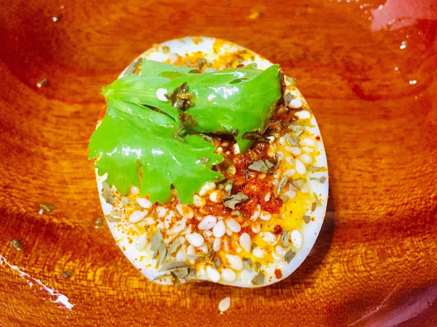 香料水煮蛋(蔬食)