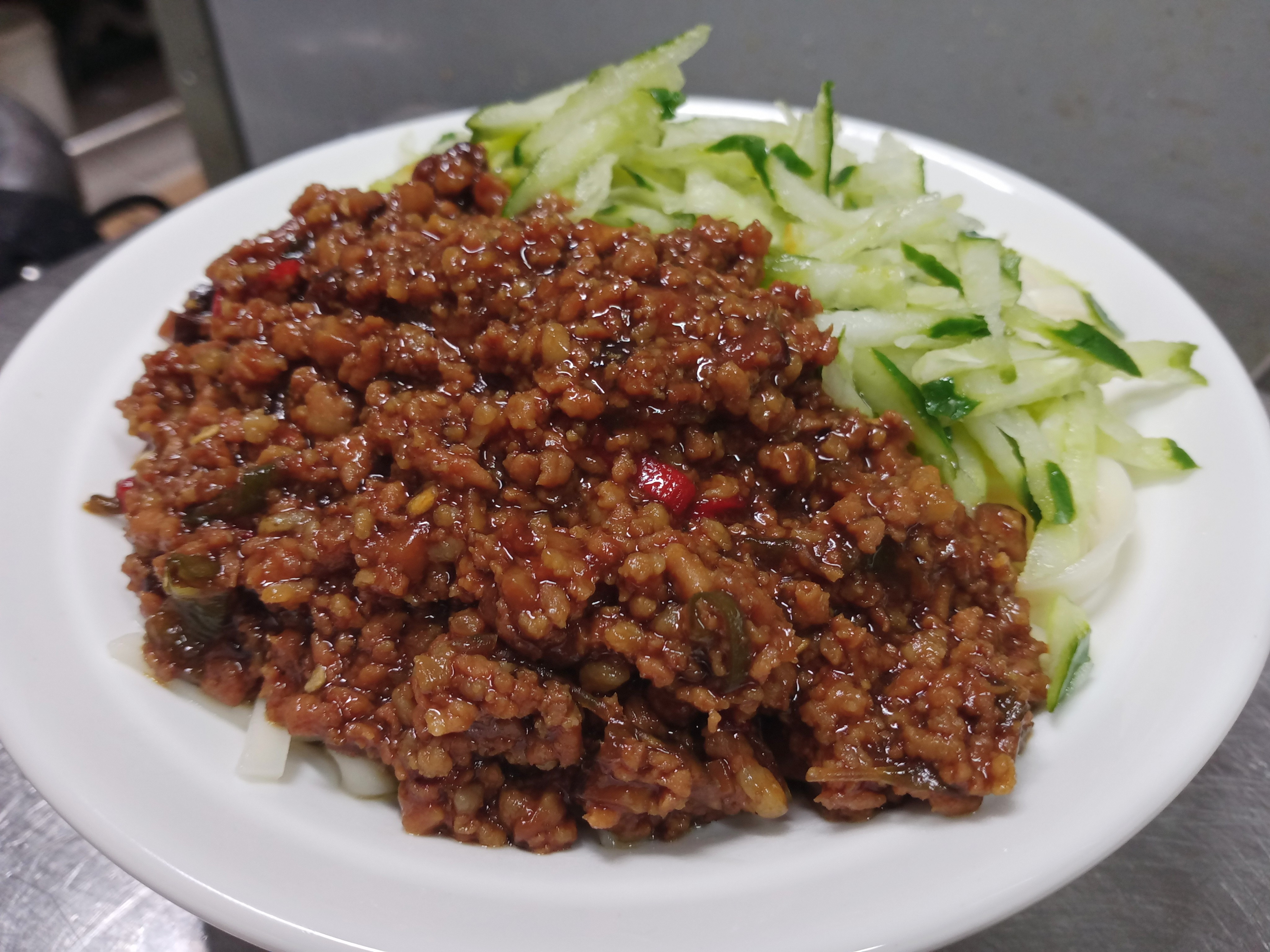 眷村炸醬麵