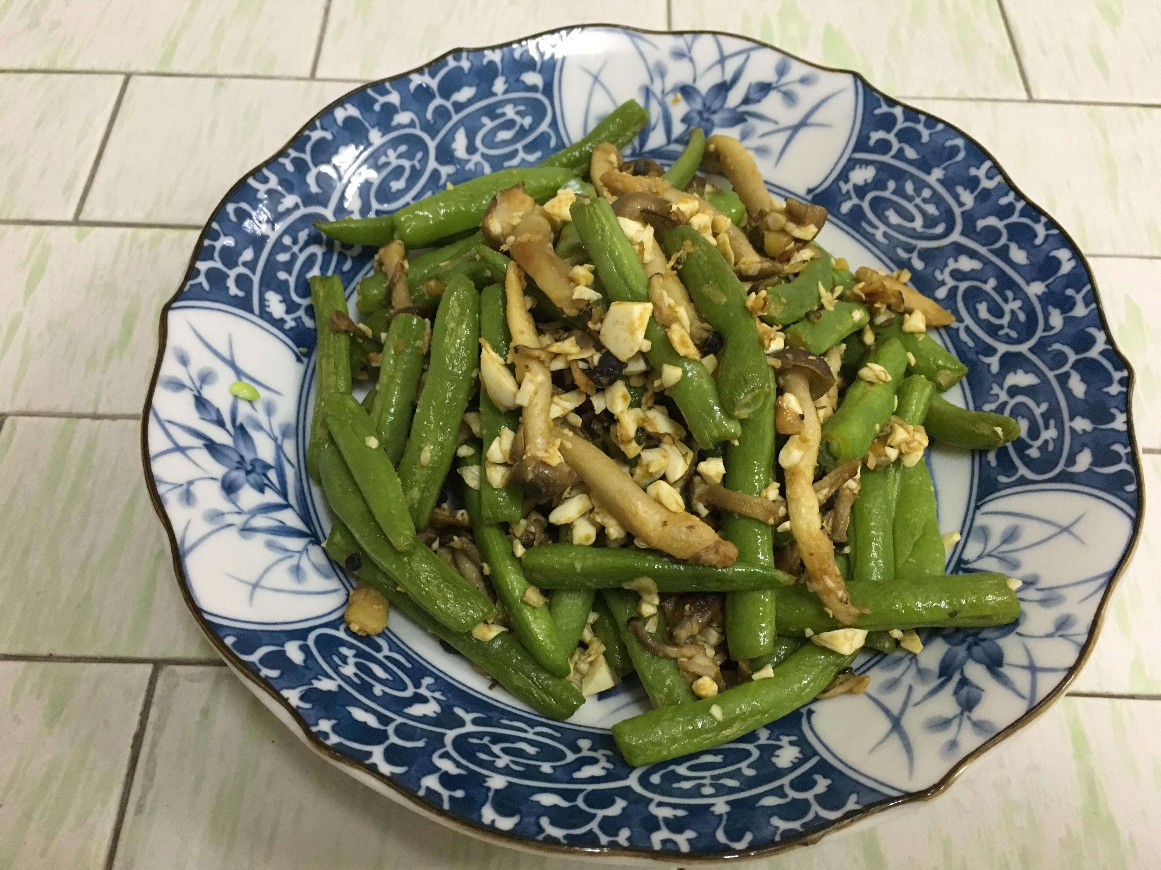 金沙豆豆菇