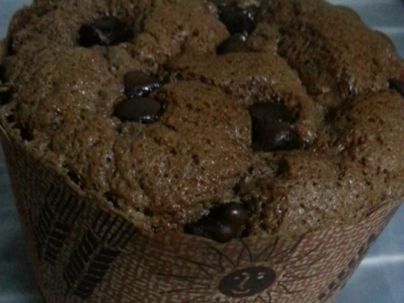【黃金玄米油HOME杯子點心料理】巧克力蛋糕