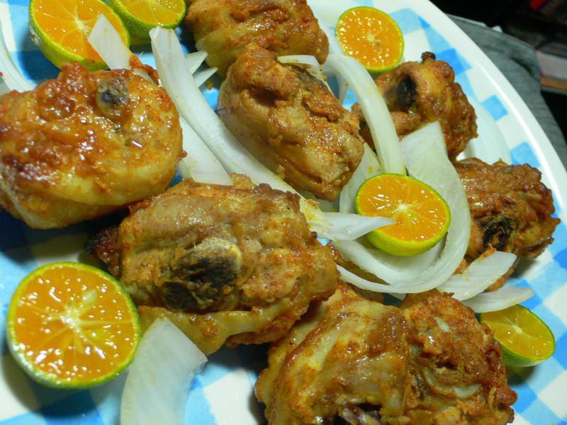 印度坦都烤雞