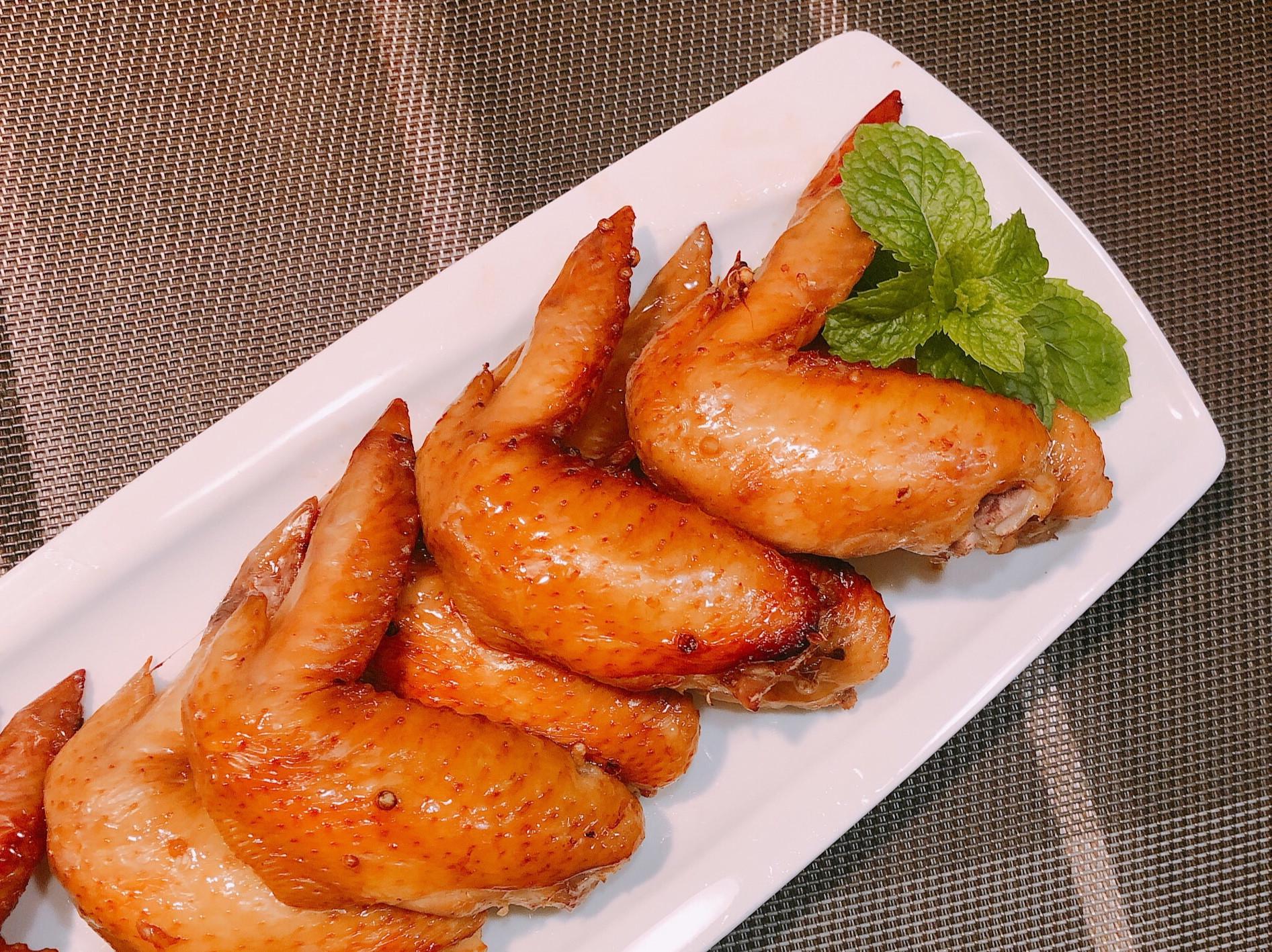 泰式烤雞翅
