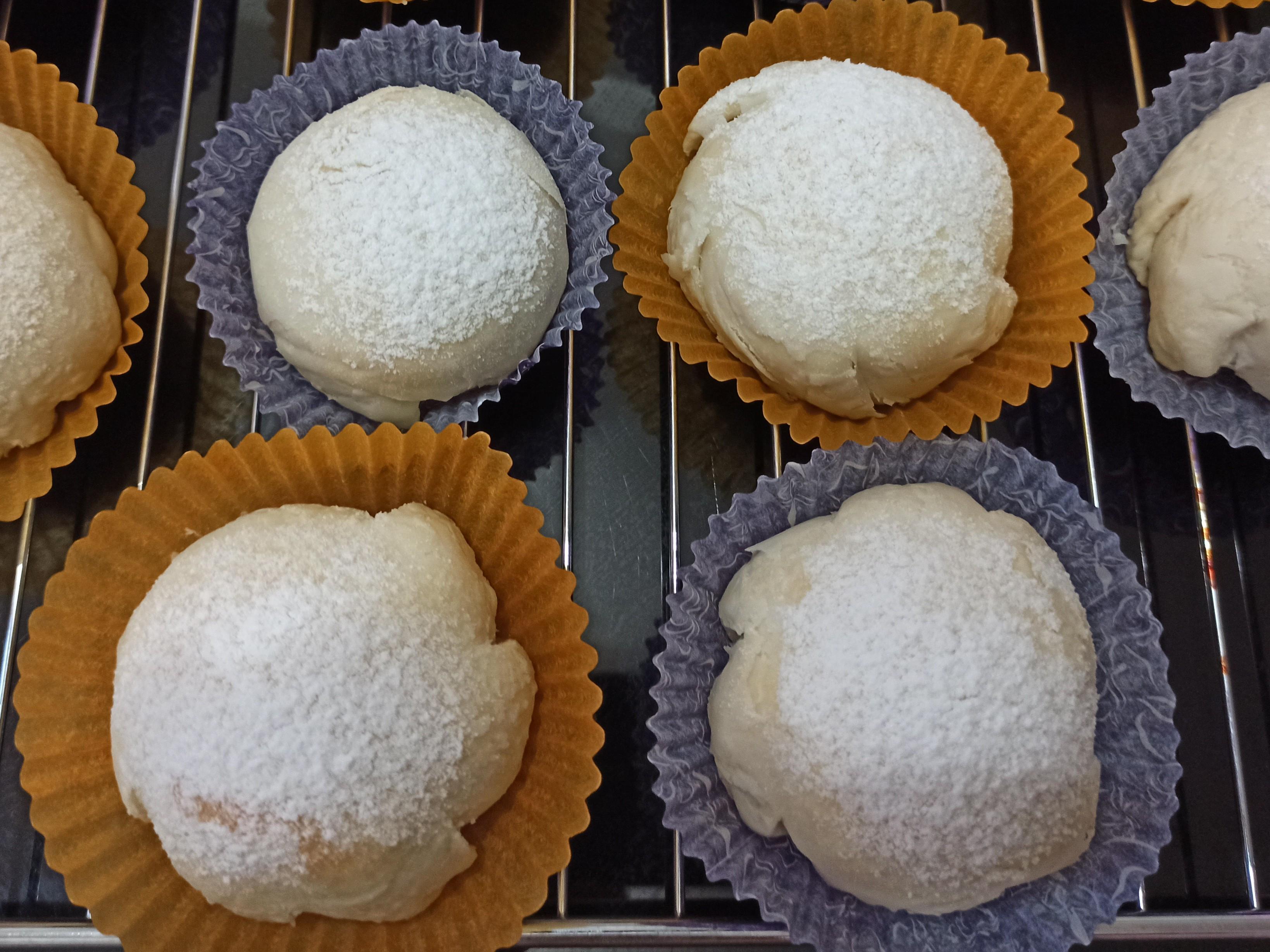 📣中秋節食譜:月娘酥12顆💕