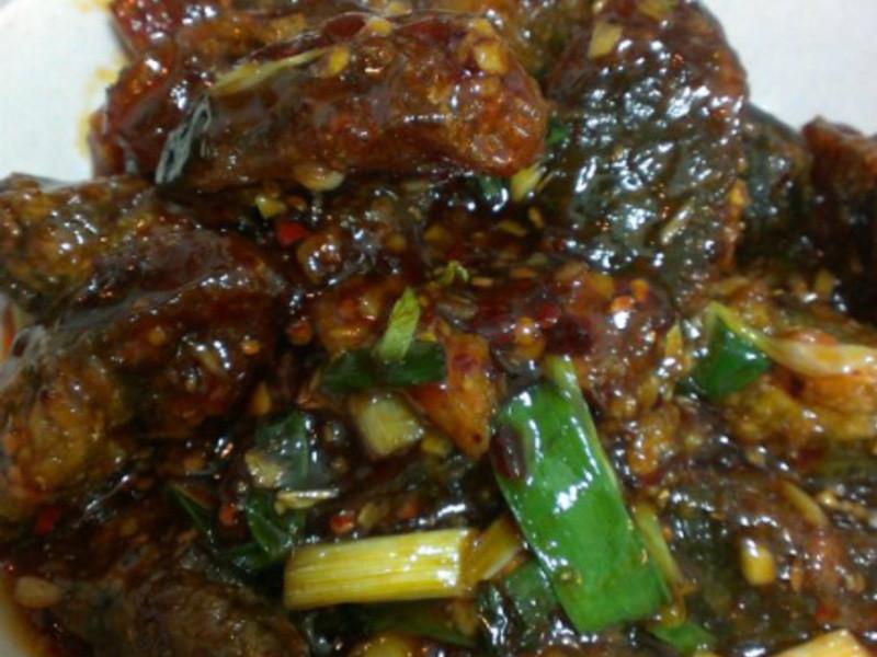 宮保皮蛋---老乾媽油辣椒(有花生的)