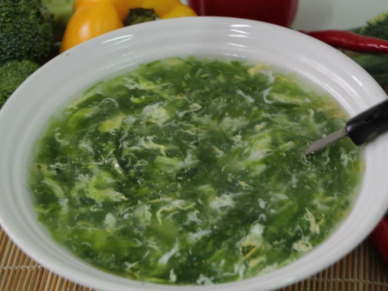 《伊娜廚房》3分鐘!健康海菜湯