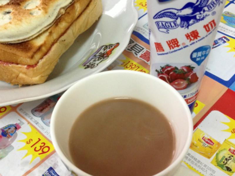 【快速料理】【阿華田就愛鷹牌煉奶】