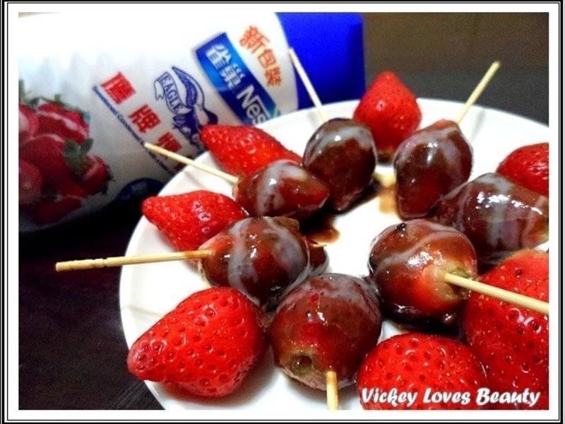 《草莓就愛鷹牌煉奶》之巧莓之戀
