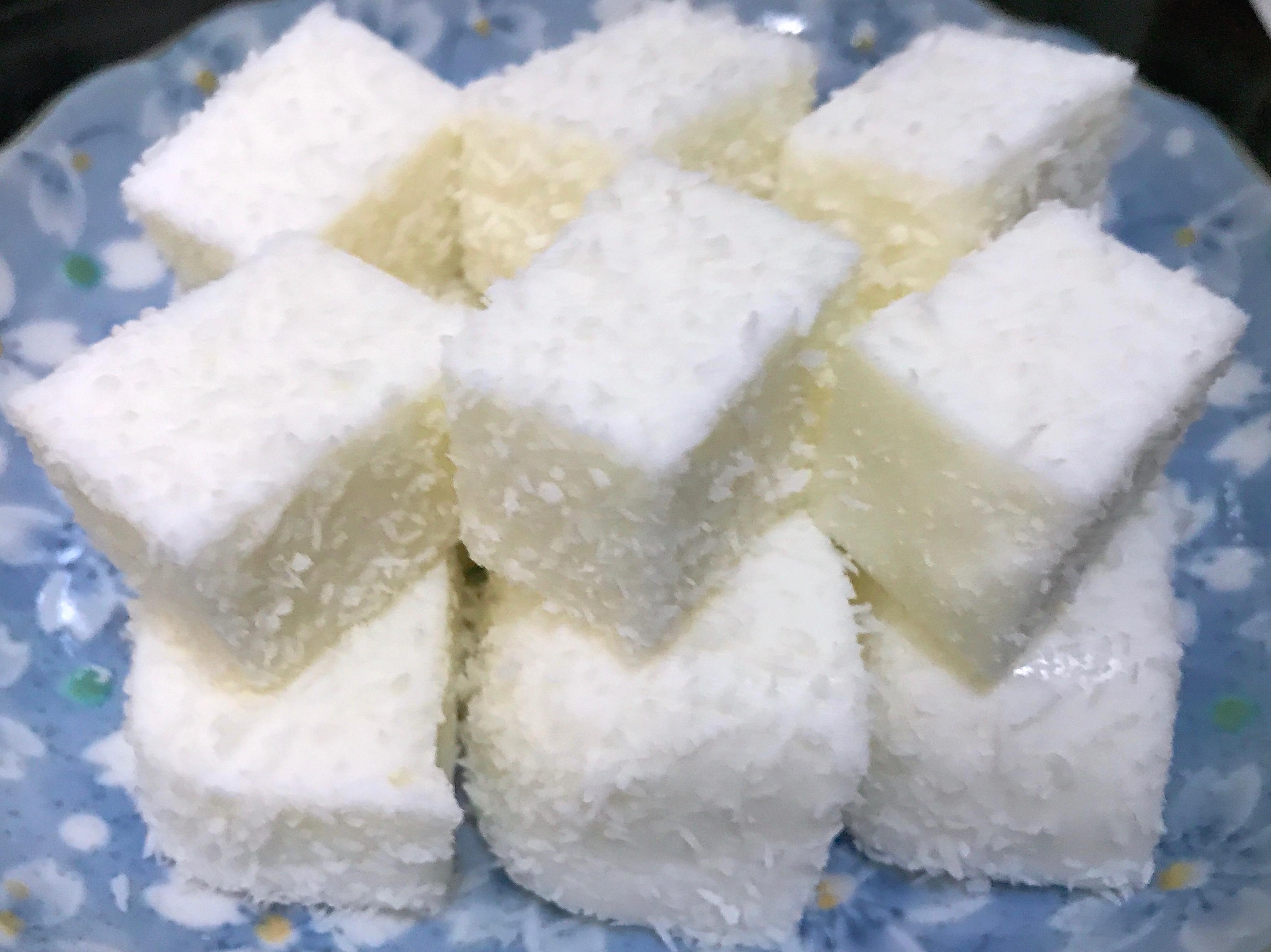 椰香雪花糕(極簡版)