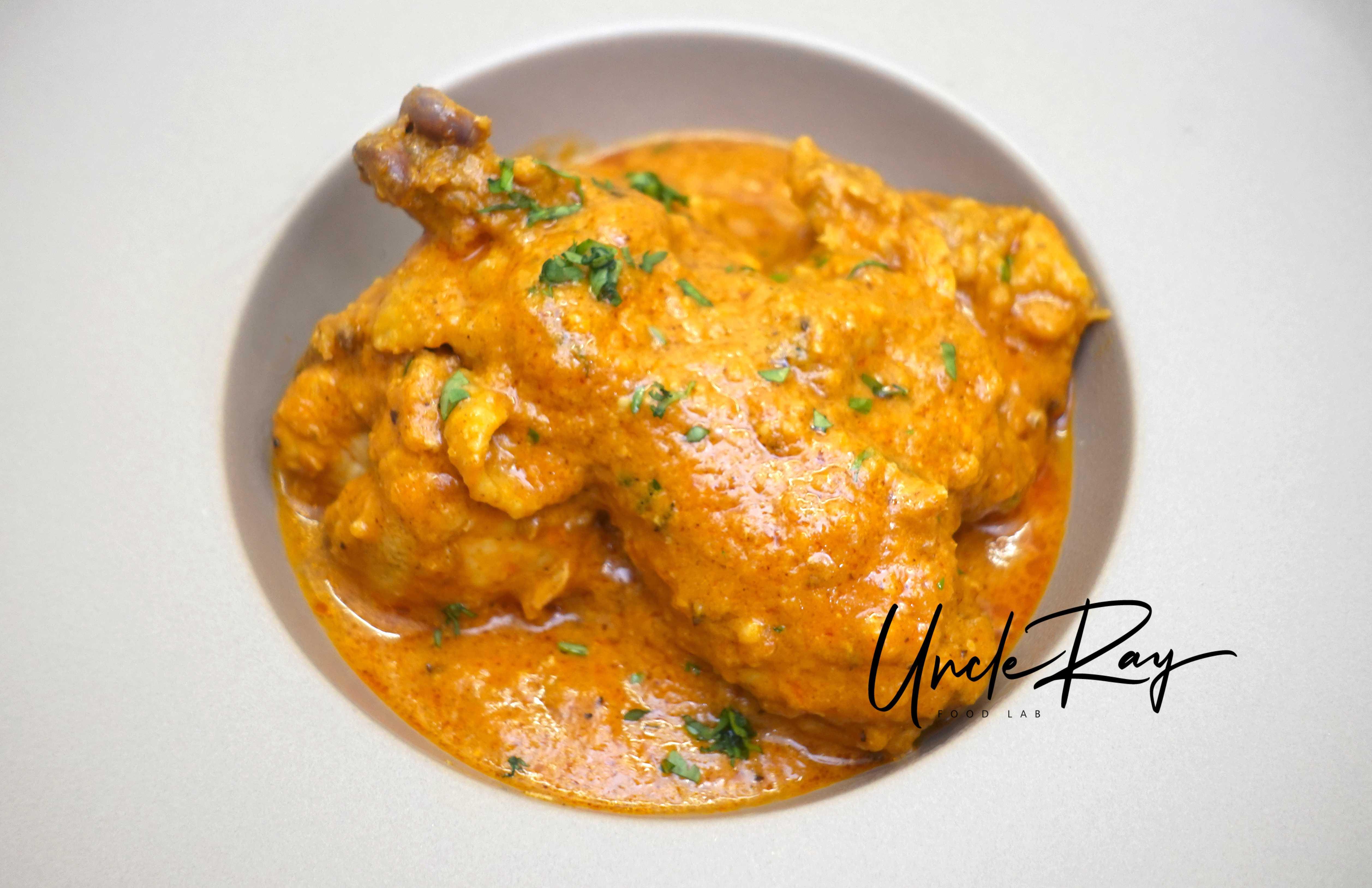 印度牛油咖哩雞