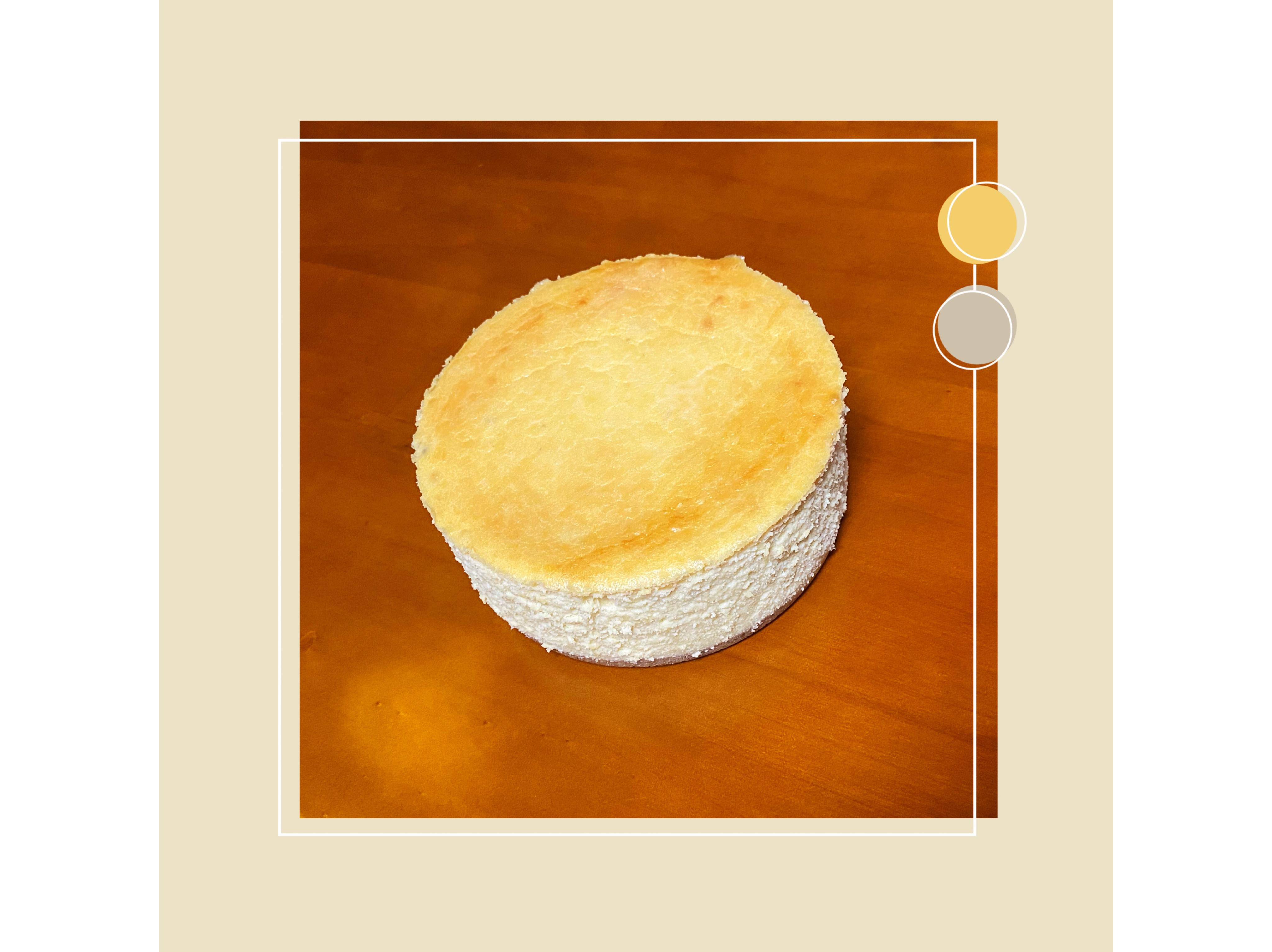 地瓜重乳酪蛋糕