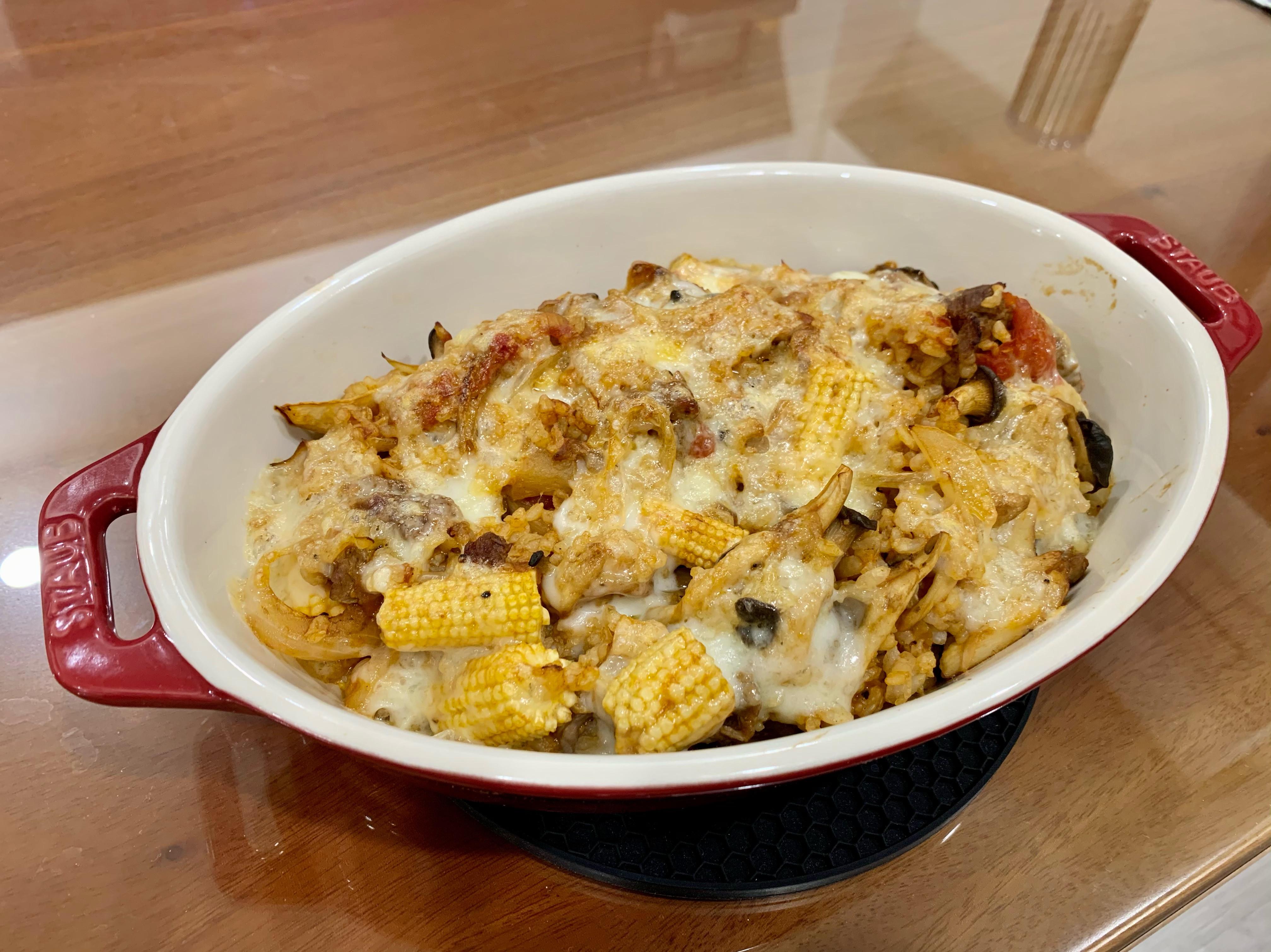 阿拉丁烤箱-焗烤紅醬牛肉