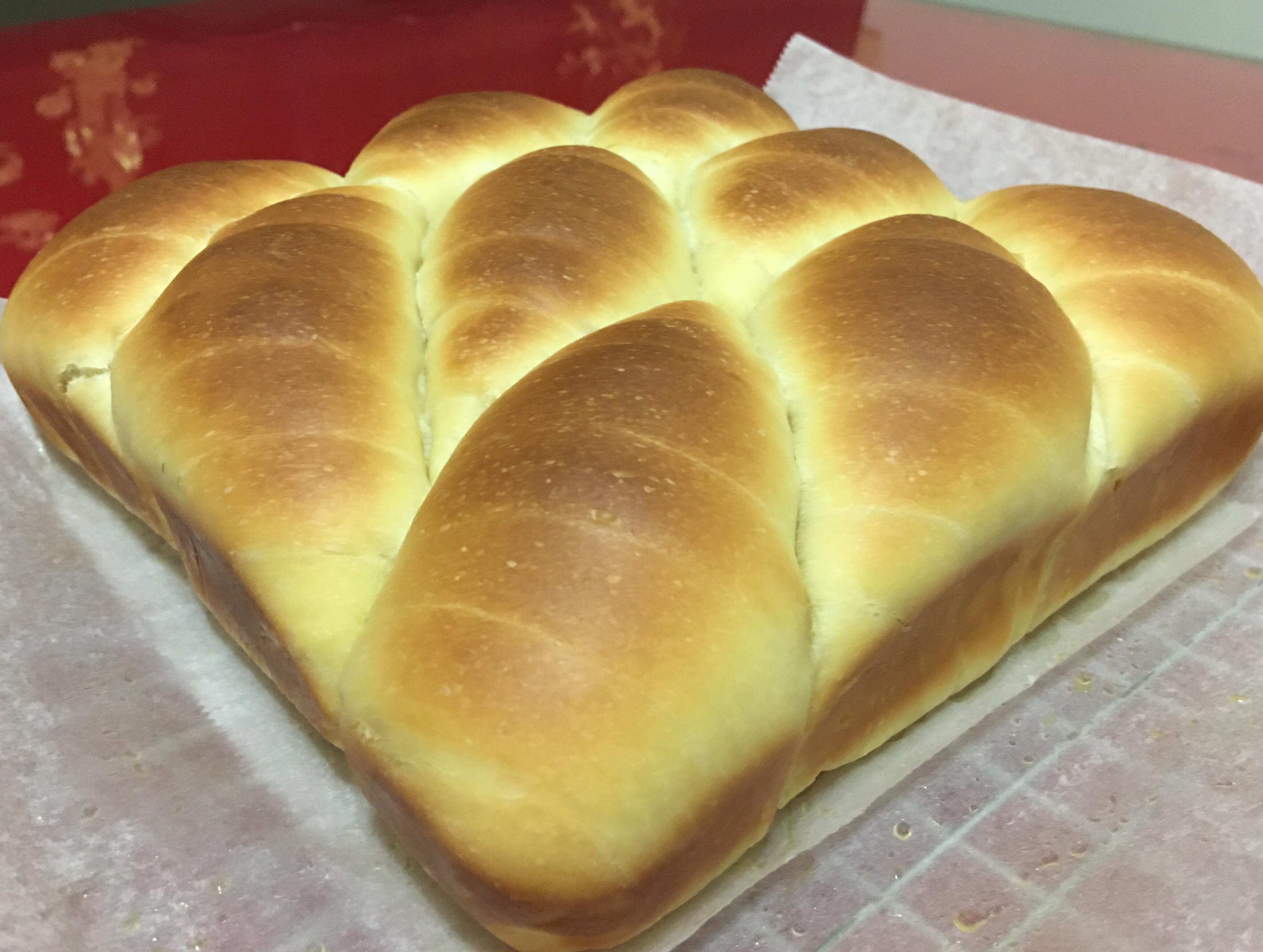 鬆軟手撕麵包