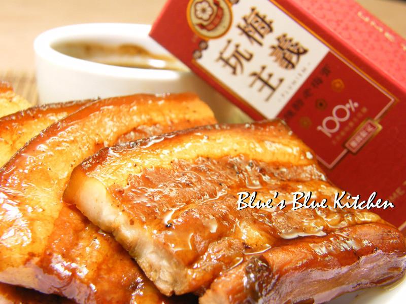 梅狀元陳醋老梅膏-梅香糖燻燒肉