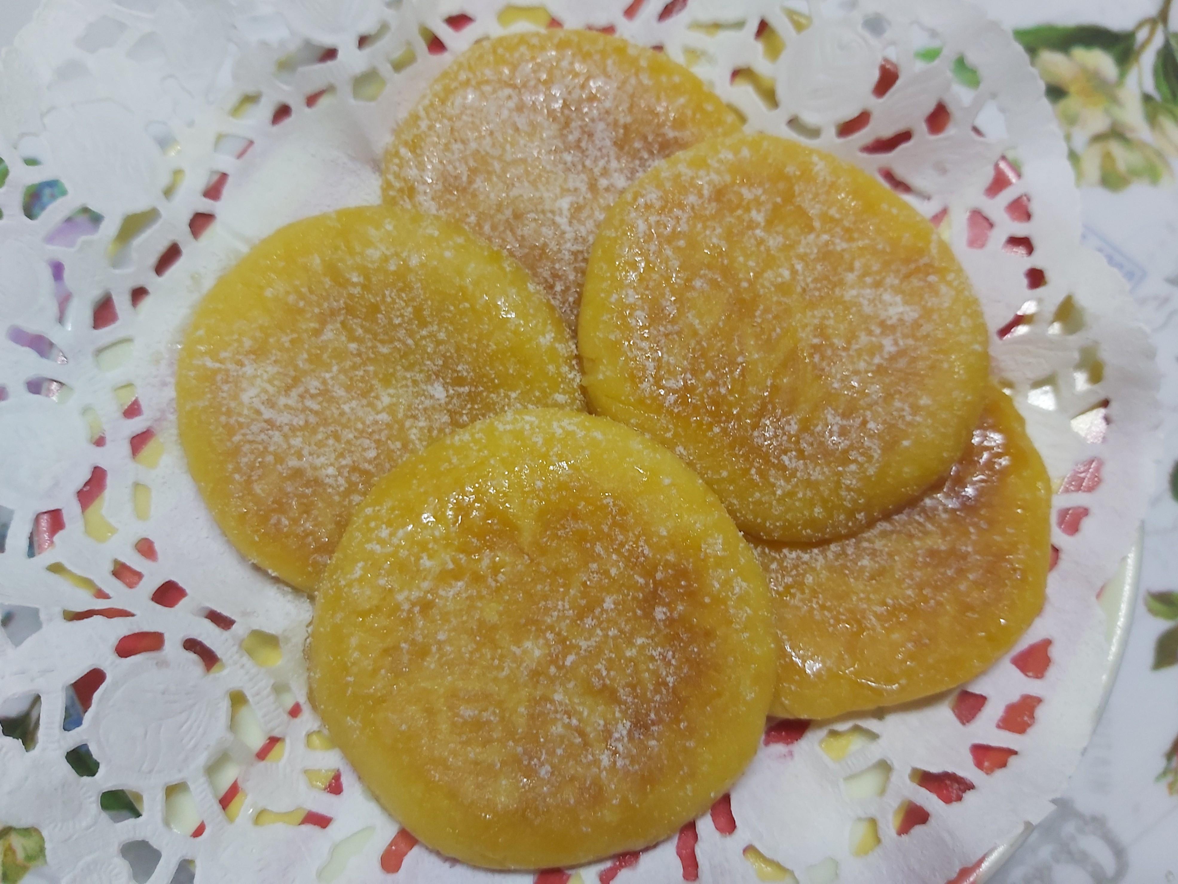 地瓜糖餅~中華二門市~飛利浦萬用鍋