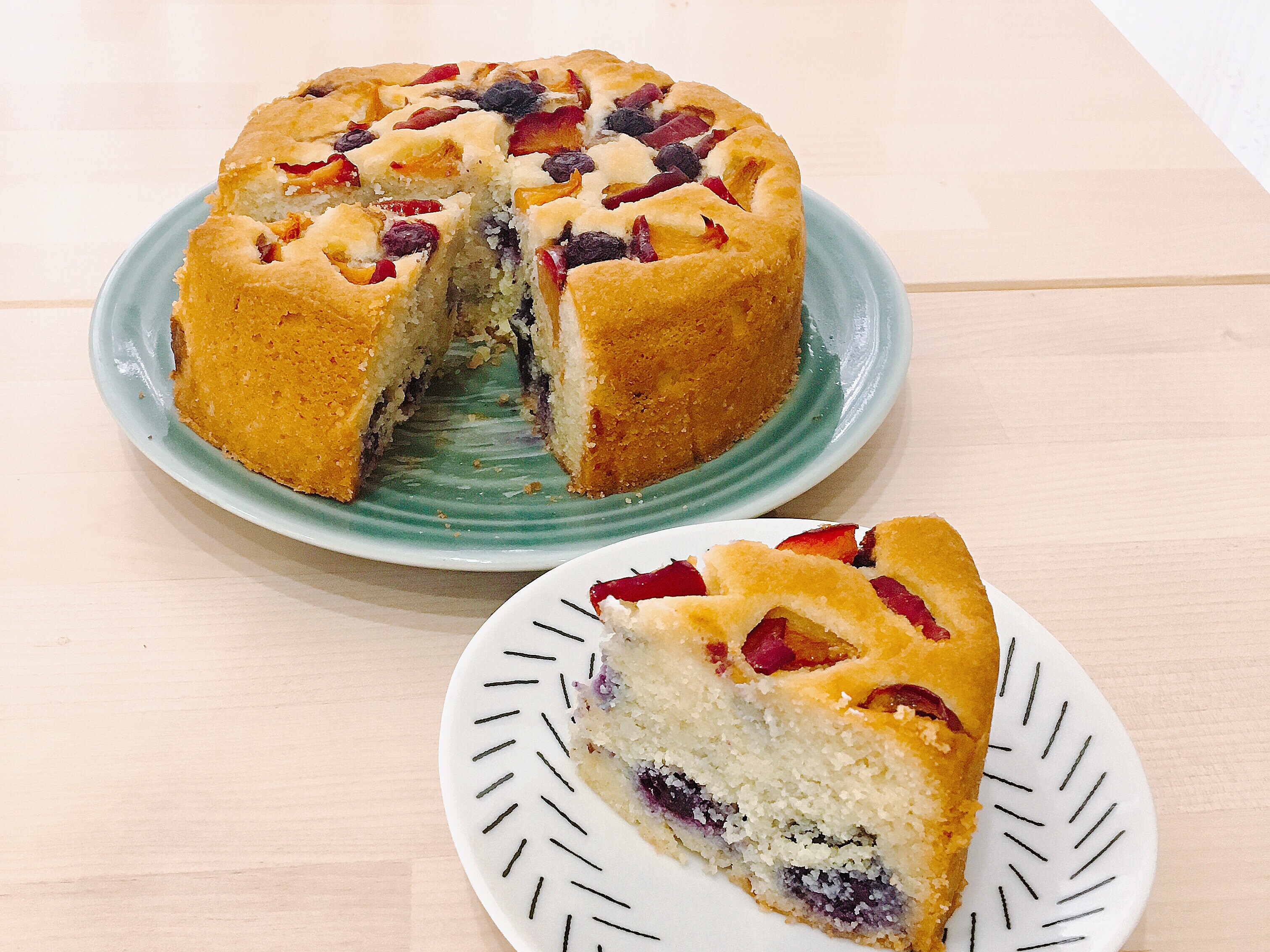生酮/減醣 水果磅蛋糕