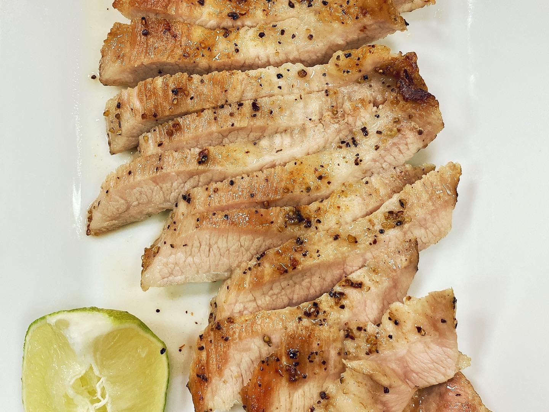松阪豬 簡單料理