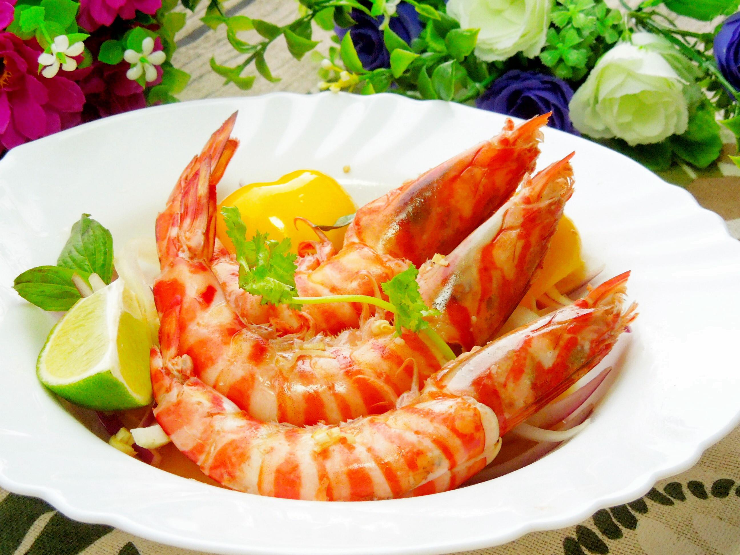南洋風味明蝦
