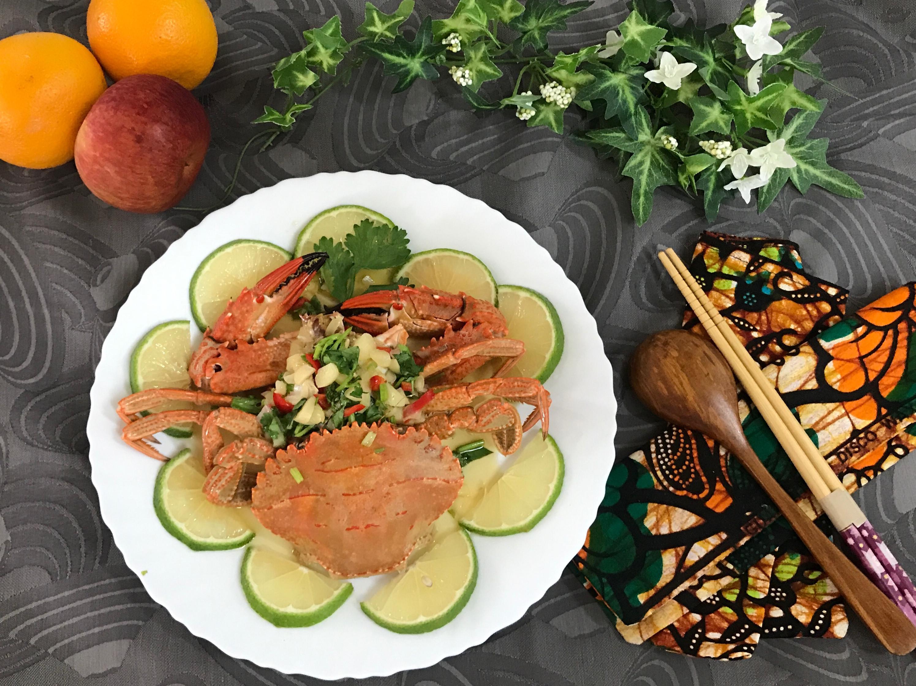 泰式酸辣石蟹