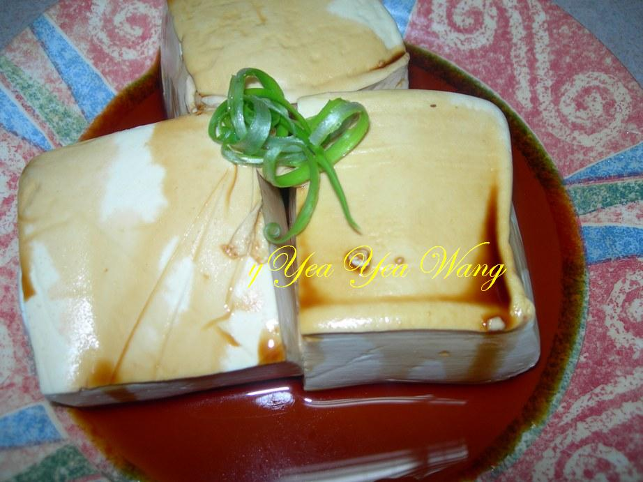 (醍醐)木棉豆腐