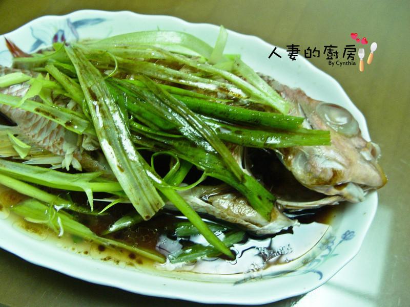 年菜推薦--清蒸魚