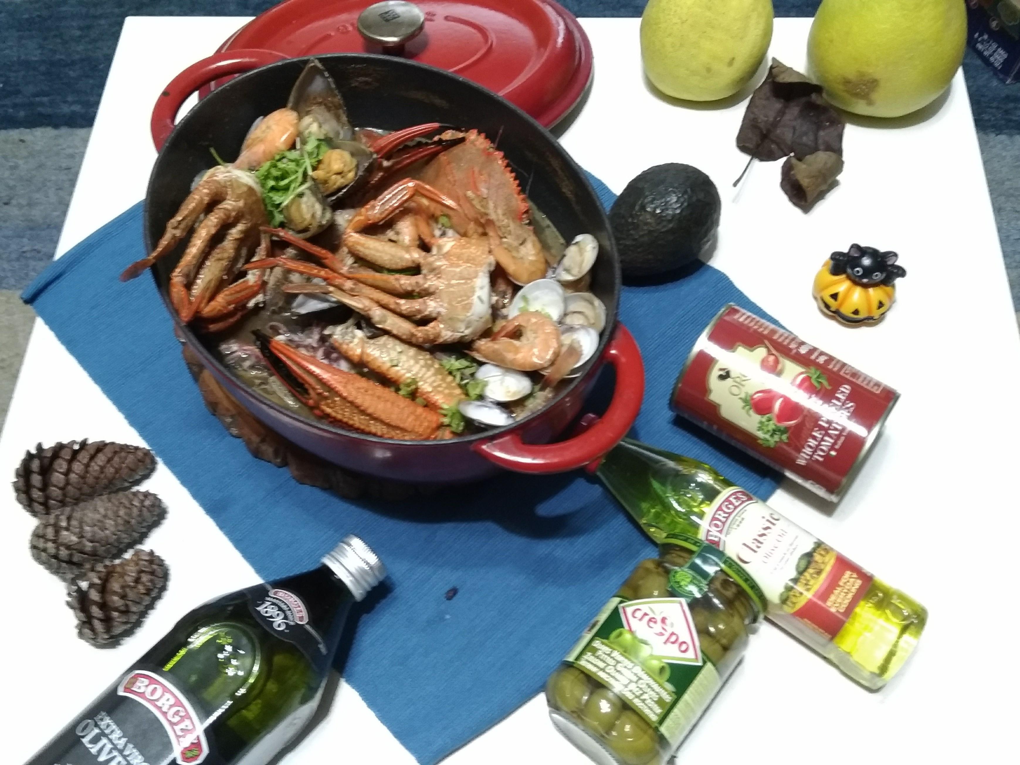 澎湖版🦀漁夫螃蟹海鮮湯